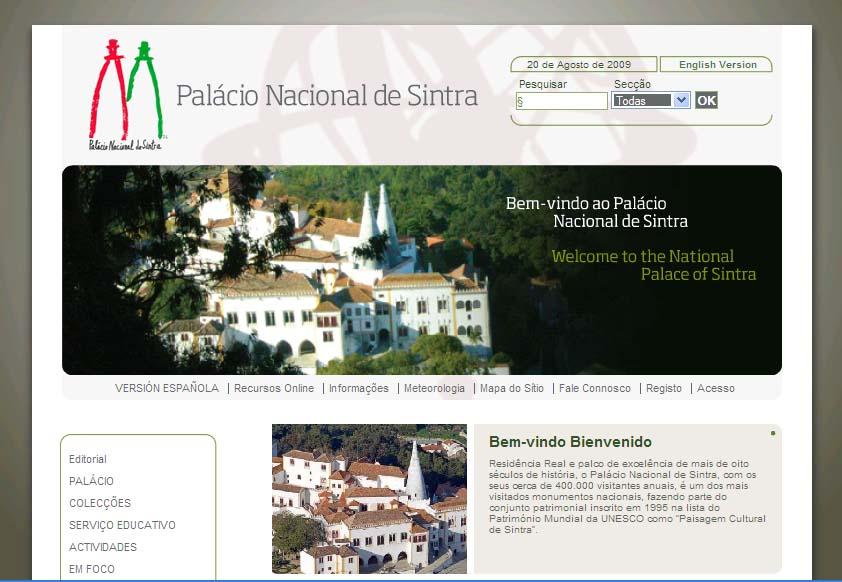 sitepaláciosintra