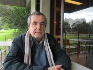 Filipe Themudo Barata, Fundação Calouste Gulbenkian, Lisboa, 6 de Fevereiro de 2013 © Ana Carvalho