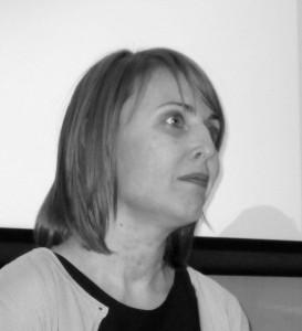 """Maria Vlachou, lançamento do livro """"Musing on Culture"""", 11 de Março 2013"""