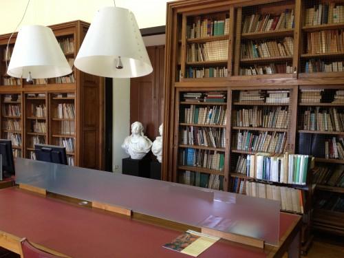 Biblioteca do Palácio da Calheta, IICT #2013 © Ana Carvalho
