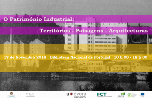 Colóquio património industrial