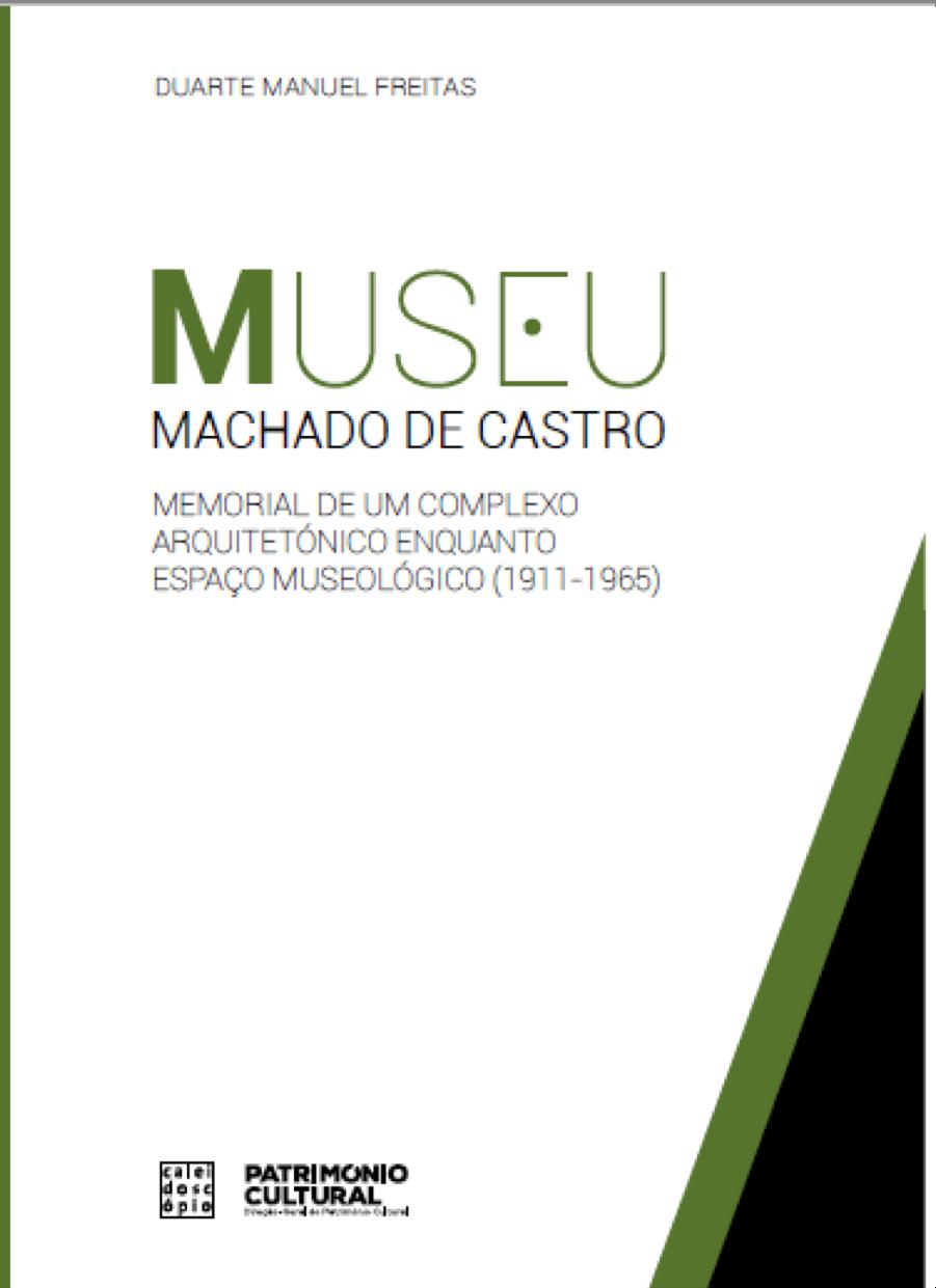 Museu Machado de Castro capa do livro