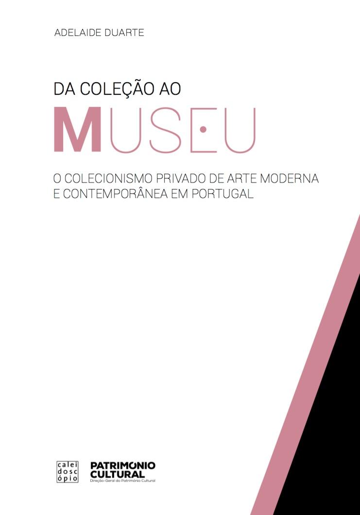 capa do livro da coleção ao museu