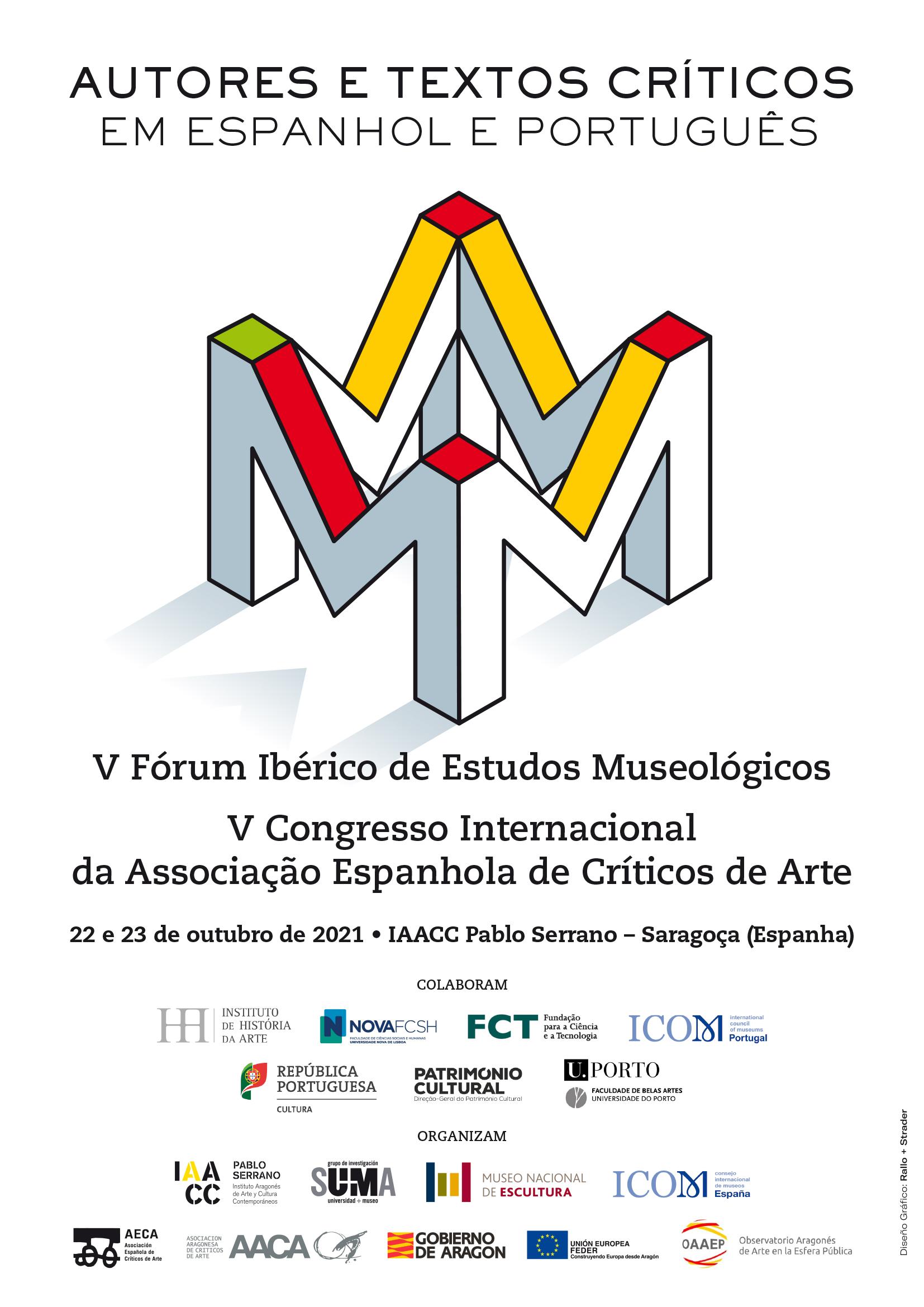 V Fórum Ibérico de Estudos Museológicos